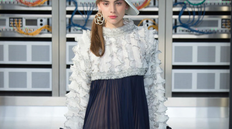 Chanel na Paris Fashion Week